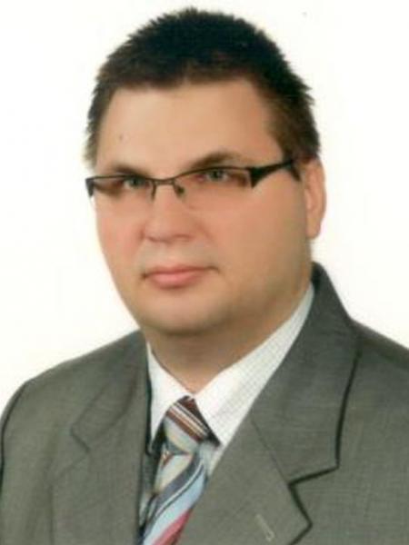 Tomasz Żmuda - wychowawca w Bursie