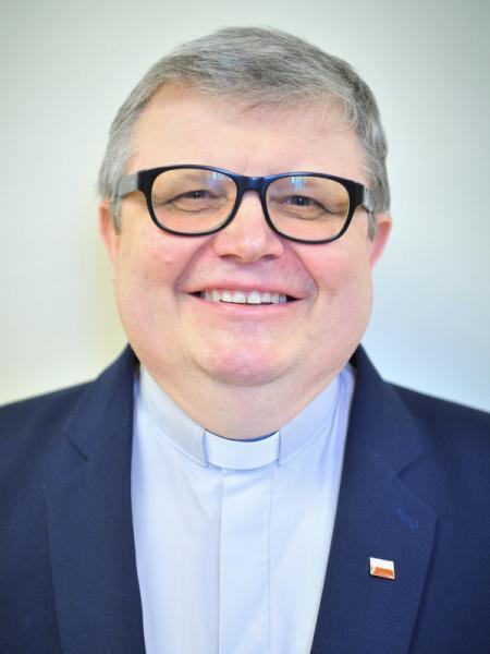 Ks. Andrzej Kurto - kierownik Bursy