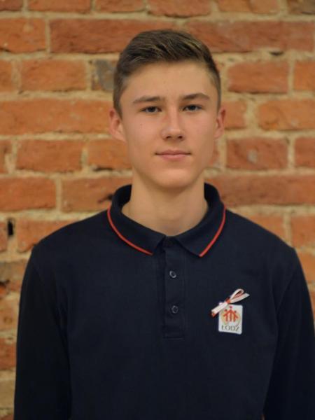 Mateusz Wawrzyniak - Dziekan d/s Sportu